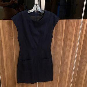 Tibi fitted mini dress